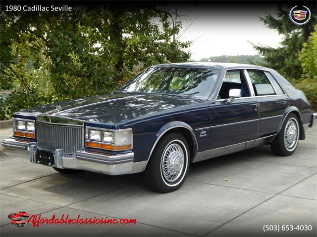 Picture of 1980 Seville Offered by  - R9JC
