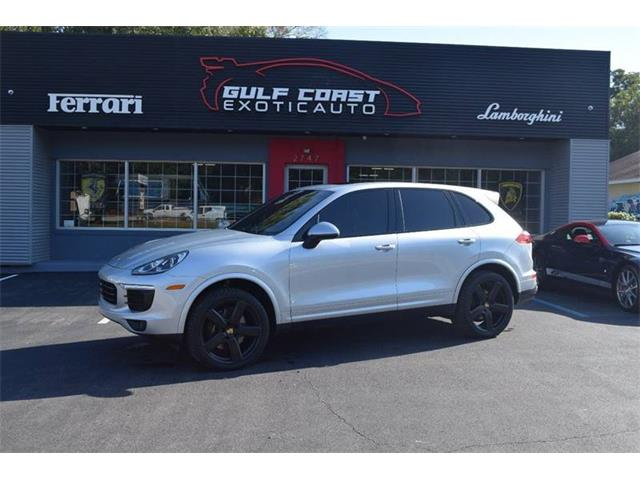 Picture of '17 Cayenne - R9JF