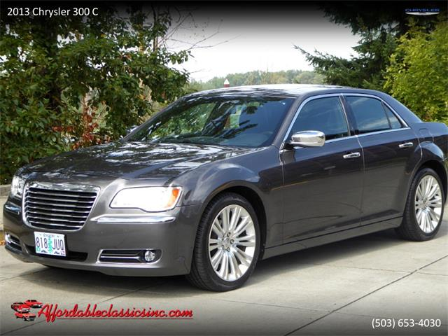 Picture of 2013 Chrysler 300C located in Gladstone Oregon Offered by  - R9JN