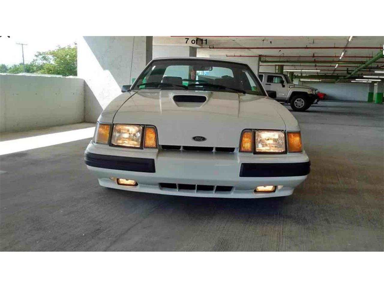 Large Picture of '86 Mustang SVO - R83P