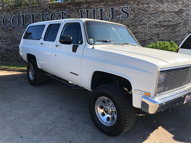 Picture of 1991 Suburban - R9LZ