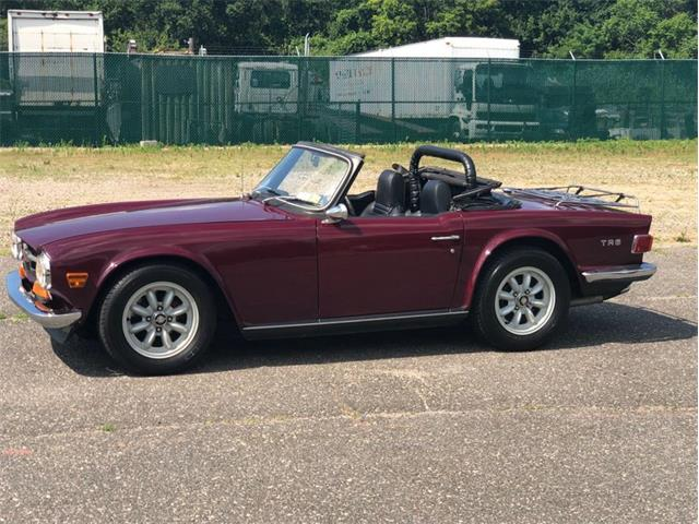 Picture of '71 TR6 - R9NY
