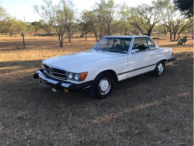 Picture of '74 450SL - R9O3