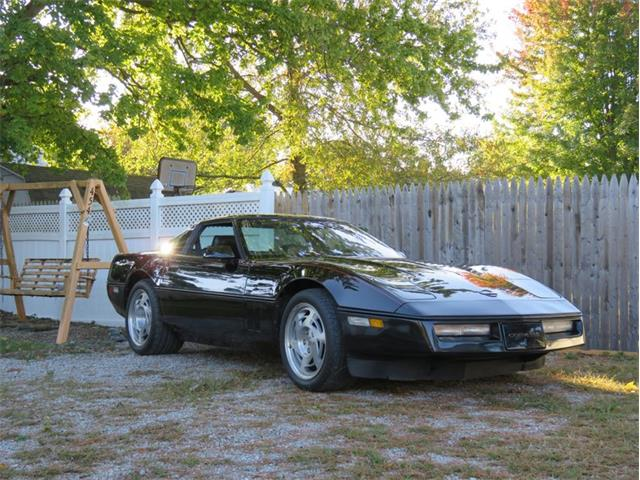 Picture of '90 Corvette - R9P6