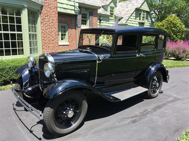 Picture of '31 4-Dr Sedan - R9R8