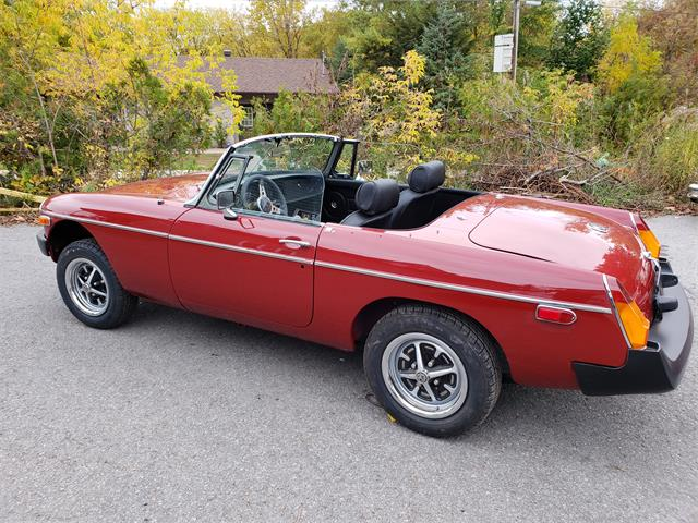 Picture of '79 MGB - R9RG