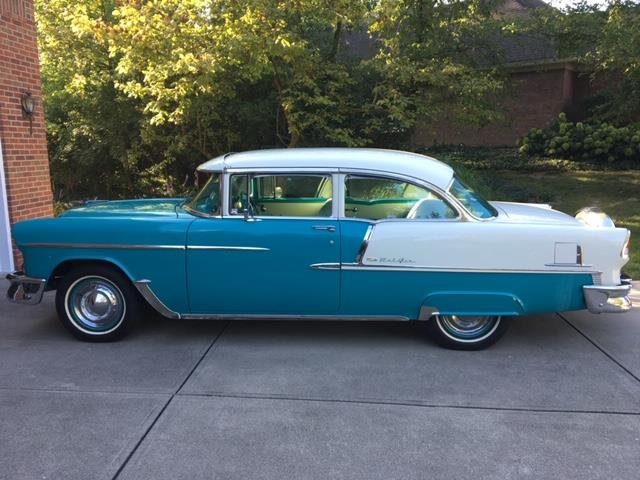Picture of Classic 1955 Chevrolet Bel Air - $52,600.00 - R9RI