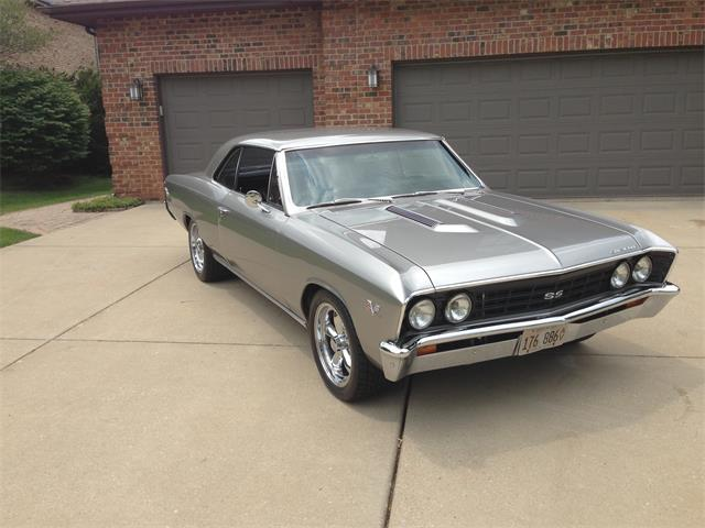 Picture of Classic '67 Chevrolet Chevelle - $94,000.00 - R9RV