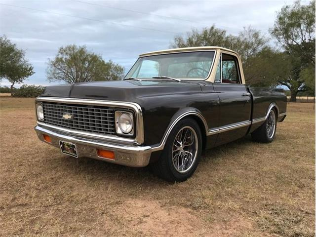 Picture of '71 C/K 10 - R9SW