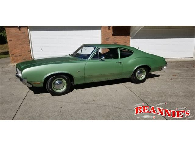 Picture of '70 Cutlass - R9TP
