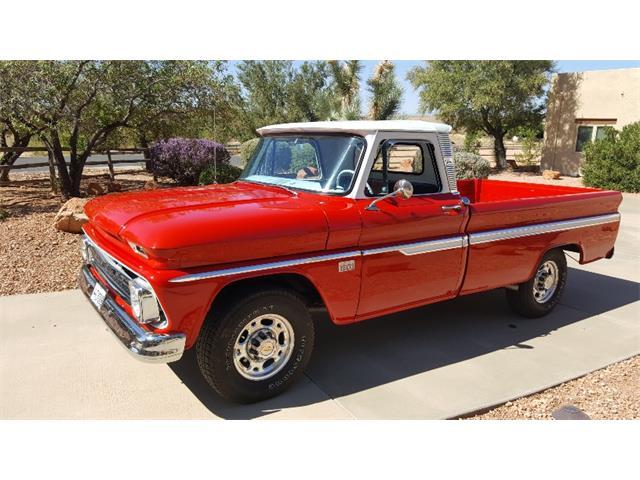 Picture of Classic 1966 C20 located in California - R9UT