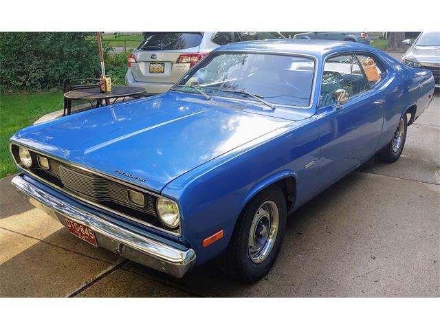 Picture of Classic 1972 Duster located in South Lyon Michigan - $9,800.00 Offered by a Private Seller - R9UZ
