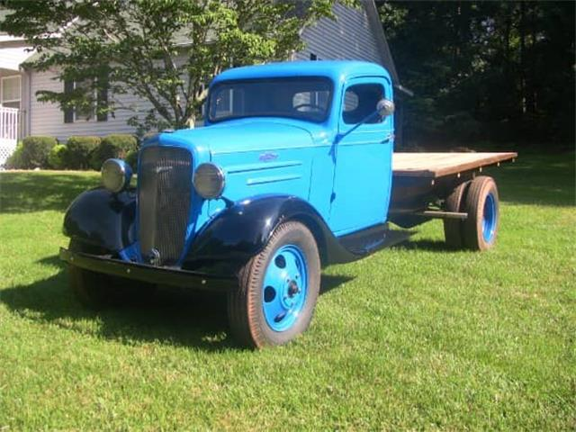 Picture of Classic 1936 Chevrolet 1 Ton Truck - R9V4