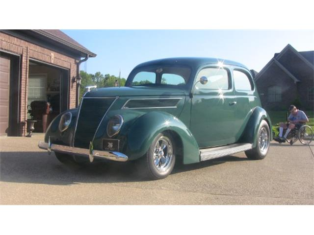 Picture of '37 Ford Humpback - $52,500.00 - R9V5