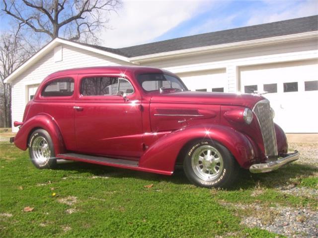 Picture of Classic '37 Chevrolet Sedan located in Cornelius North Carolina - R9VM
