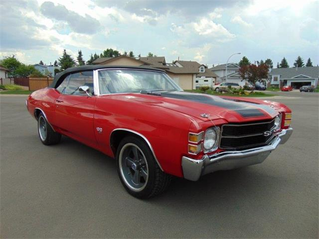 Picture of '71 Chevelle Malibu SS - R9WL