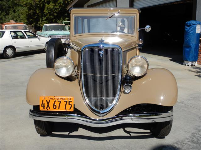 Picture of '34 Woody Wagon - R9XI
