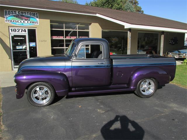 Picture of Classic 1954 Chevrolet 3100 located in Goodrich Michigan - $33,900.00 Offered by  - R9XT