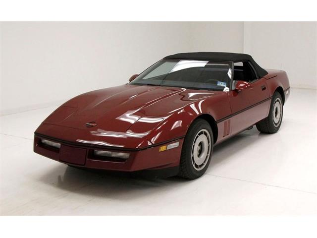 Picture of '86 Corvette - R9Y0