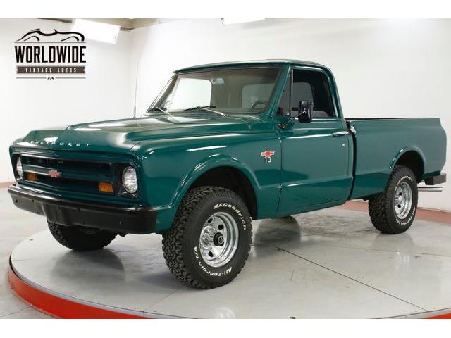 Picture of '67 K-10 - R9Y9