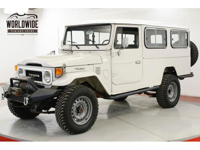 Picture of '82 Land Cruiser FJ - R9YP