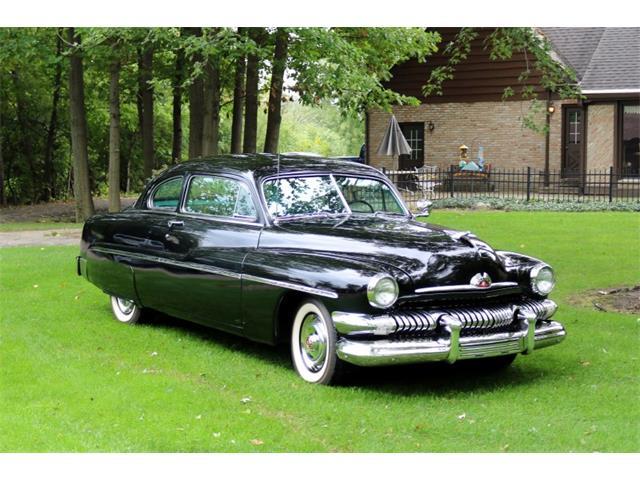1951 Mercury 2-Dr Coupe