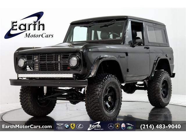 Picture of '70 Bronco located in Carrollton Texas Offered by  - RA7I