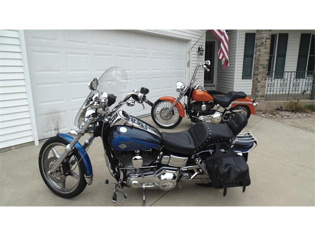 2004 Harley-Davidson Motorcycle