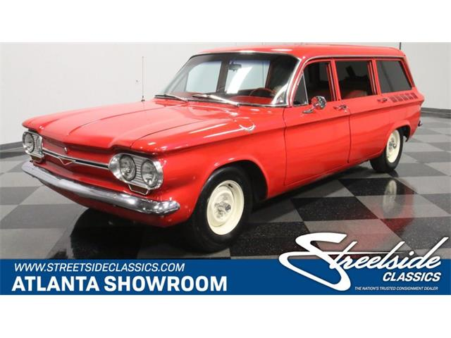 Picture of Classic '61 Corvair - $14,995.00 Offered by  - RAA7