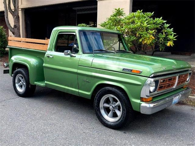 Picture of '72 F100 - RABZ