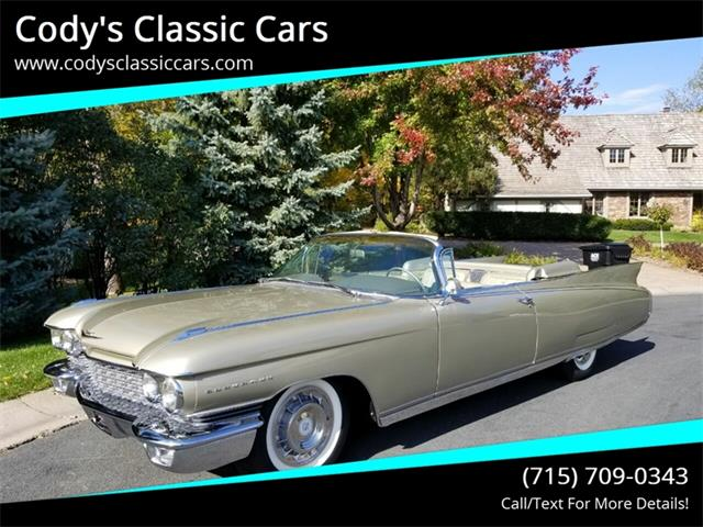 Picture of 1960 Eldorado Biarritz Offered by  - RAD6