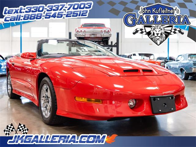 Picture of '97 Firebird - RADI