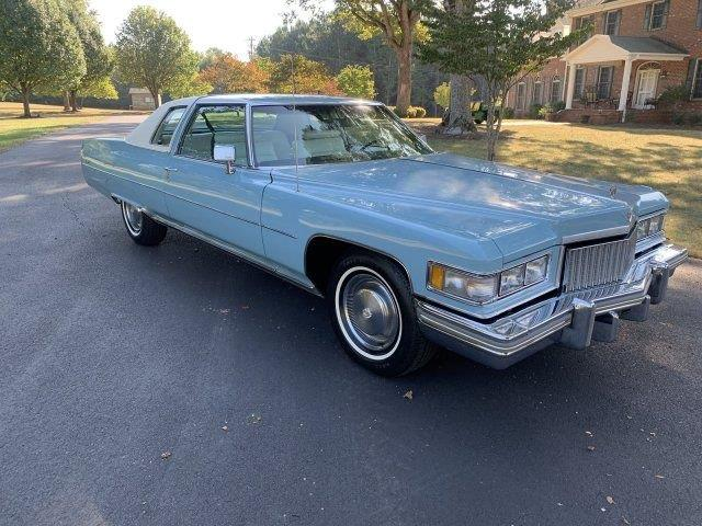 Picture of 1975 Cadillac Coupe located in Raleigh North Carolina Auction Vehicle - RAEO