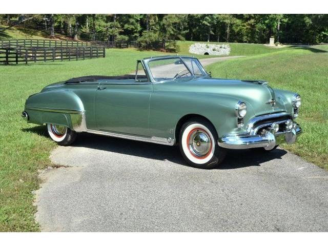Picture of Classic '49 88 located in Raleigh North Carolina Auction Vehicle Offered by  - RAFI