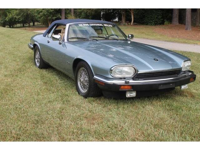 Picture of '92 Jaguar XJS Auction Vehicle - RAFP