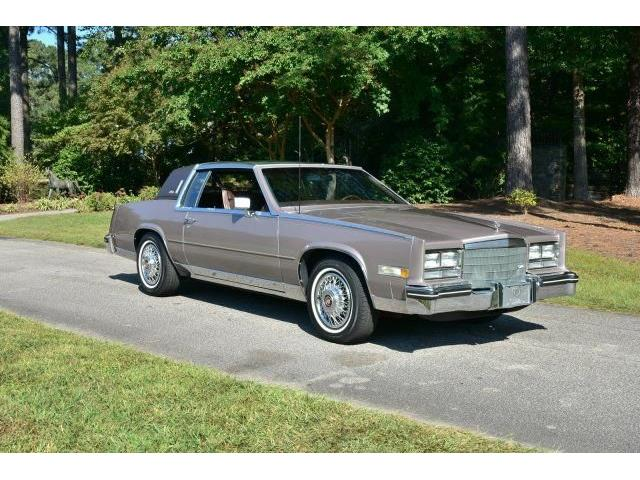 Picture of '84 Cadillac Eldorado located in North Carolina Offered by  - RAFR