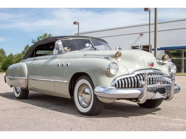 Picture of Classic '49 Buick Super Offered by  - RAFT