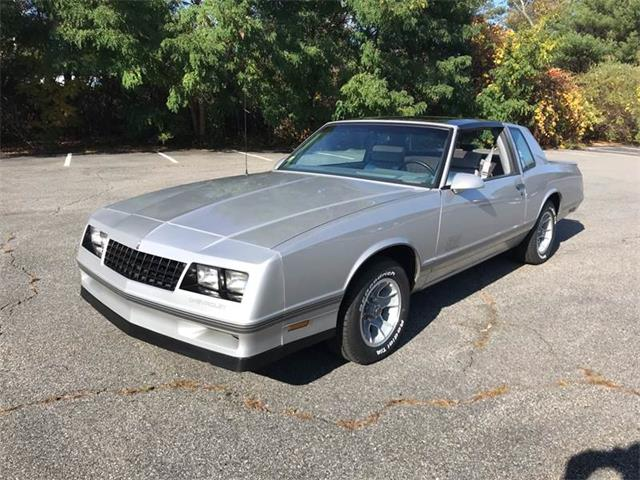 Picture of 1987 Monte Carlo located in Westford Massachusetts Offered by  - RAG9