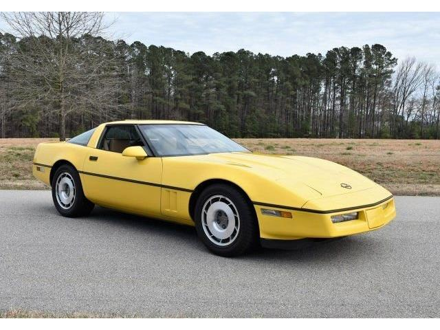 Picture of '87 Chevrolet Corvette located in North Carolina Offered by  - RAGA