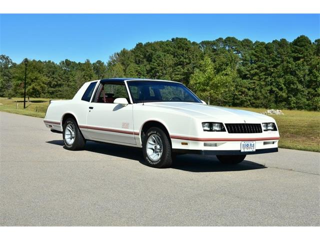 Picture of 1987 Chevrolet Monte Carlo located in Raleigh North Carolina Auction Vehicle - RAGF