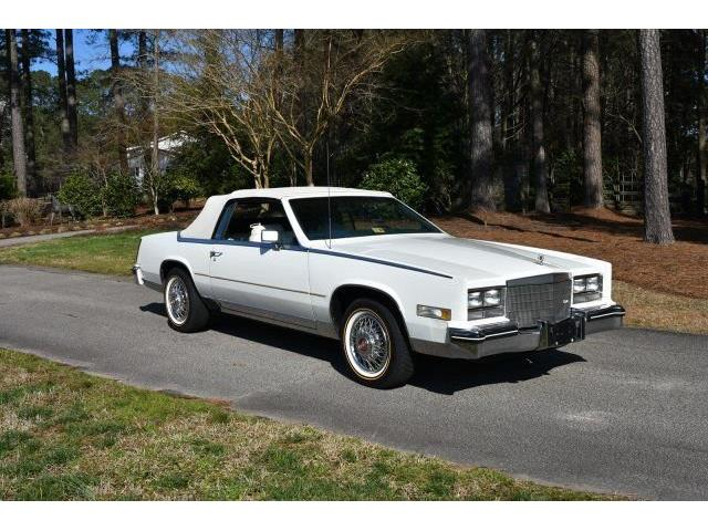 Picture of 1984 Cadillac Eldorado located in North Carolina Auction Vehicle Offered by  - RAGT