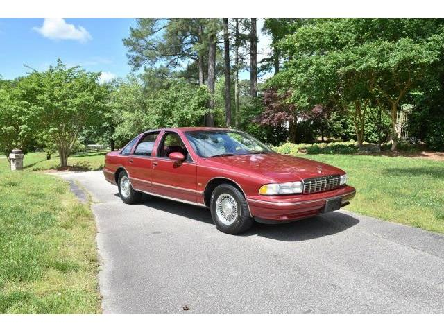 Picture of '94 Caprice located in North Carolina Auction Vehicle Offered by  - RAGX
