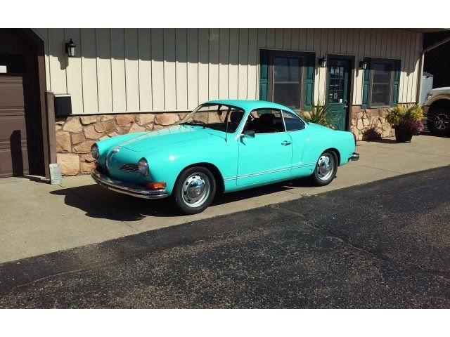 Picture of 1974 Volkswagen Karmann Ghia located in Raleigh North Carolina Auction Vehicle - RAH1