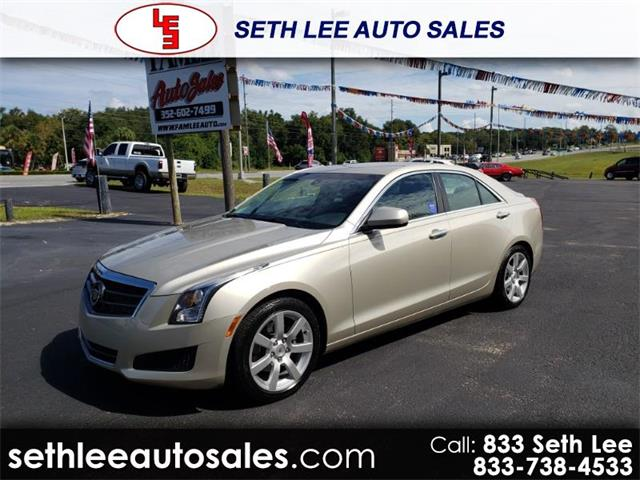 Picture of '14 ATS - RAHT