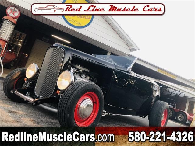 Picture of Classic 1932 Roadster located in Oklahoma - $29,900.00 - RAID