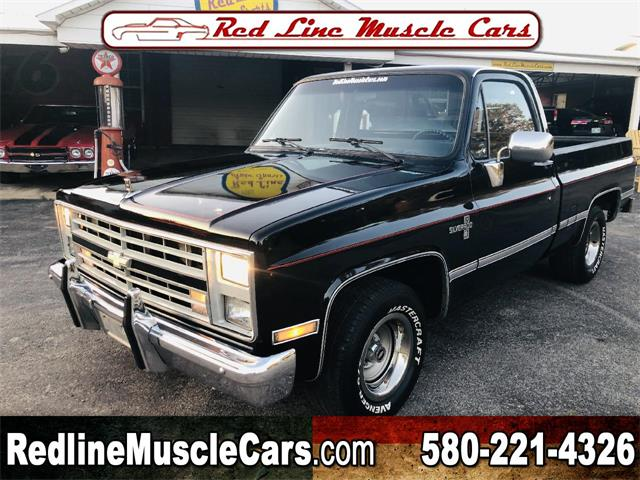Picture of '87 Chevrolet Pickup - $17,900.00 Offered by  - RAIE