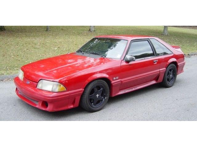 Picture of '92 Ford Mustang GT - $5,950.00 - RAIG