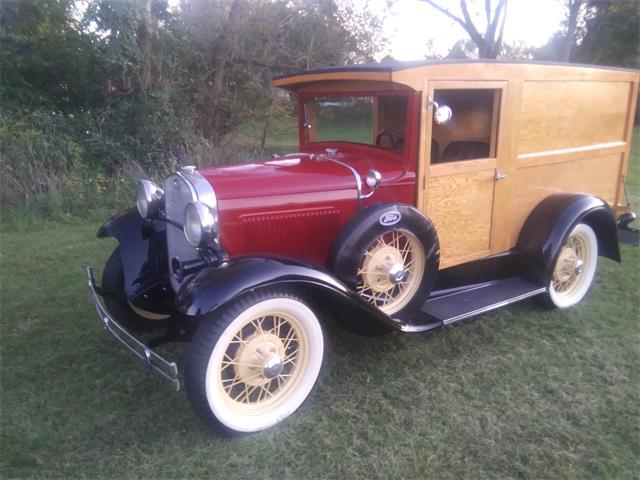 Picture of 1930 Panel Truck - $19,500.00 - RAJ1