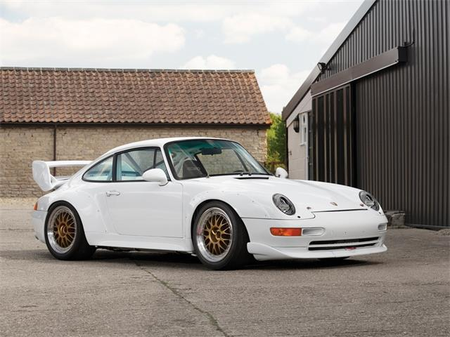 1998 Porsche 911 Carrera RSR
