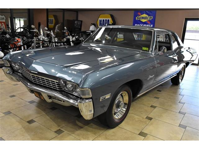 Picture of '68 Chevrolet Biscayne Auction Vehicle - R87C